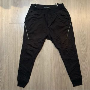 Men's sweatpants black